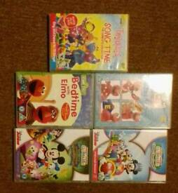 Childs dvds
