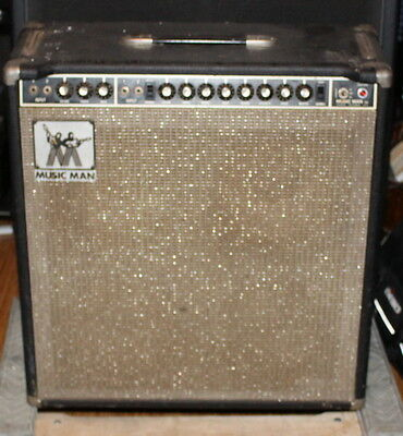 Music Man Guitar Amps - HUGE Used Music Man 410-HD One-Thirty Tube Guitar Amp
