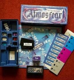 Atmosfear VHS board game