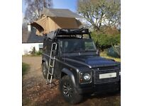 Roof Tent for sale, would suit Landrover of VW Transporter etc, will fit standard roof bars