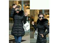 Winter coat size 12 to 14