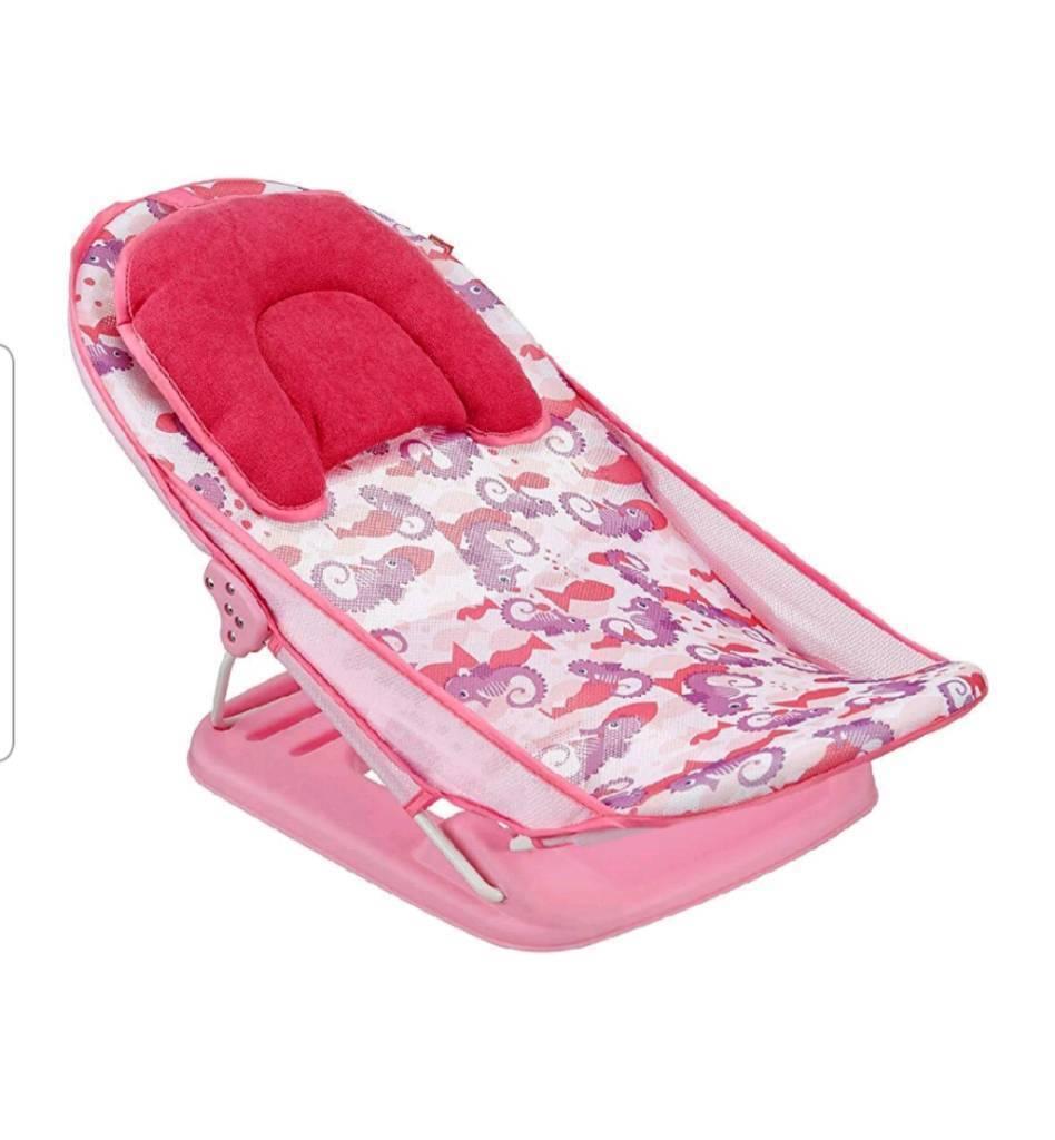 Mothercare Pink Seahorse Baby Bath Seat   in Watford, Hertfordshire ...