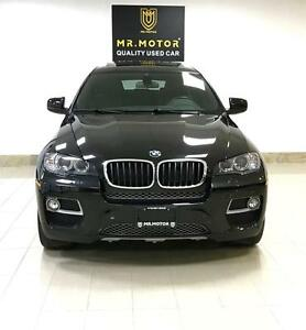 2013 BMW X6 M PKG,ACCIDENT FREE,NAVI,CAMERA,CERTIFIED