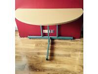 Solid beech desk/table