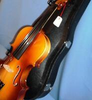 Hand-crafted Restler violin/fiddle