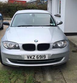 2007 BMW one series (Silver) £4,000 ono