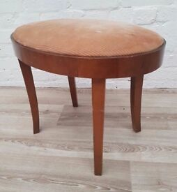 Dressing Table Stool (DELIVERY AVAILABLE FOR THIS ITEM OF FURNITURE)