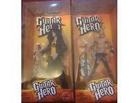 Complete Set of Macfarlane Guitar Hero Figures