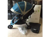 Baby Jogger City Mini GT New Logo With Extras