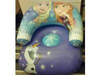 Inflatable Frozen Armchair