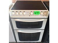 Refurbished Hotpoint ew81 electric Cooker-3 months guarantee!
