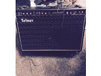 Selmer zodiac tremolo fifty mk11 guitar amplifier