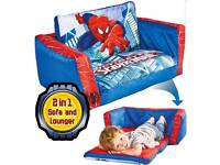 Brand New Spiderman Sofa Bed