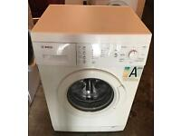BOSCH Classixx 6 1200 Free Standing Washing Machine Good Condition & Fully Working Order