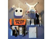 DJI Phantom 3 in great condition.
