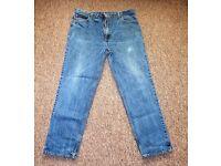 Wrangler Men's Jeans – W40 L33 (not Levi 501 )