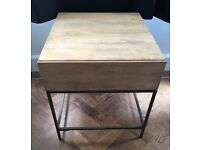 x2 West Elm Bedside Tables