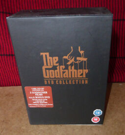 The Godfather DVD box set