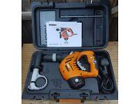 710W Worx hammer drill