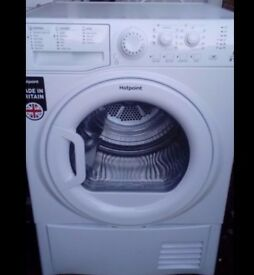 Hotpoint heat pump condenser dryer