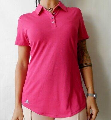 Golf Climalite (Adidas Golf Climalite Ess HTR SS Damen Poloshirt Polo Shirt Hemd Neu Gr.S)