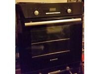 2X HOOVER Integrated Electric Ovens