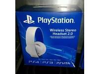 PlayStation headset PS3 PS4 PSVita