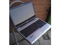 Laptop For Sale. 2GHz Dual Core, 4GB RAM, 320GB HDD, Webcam.