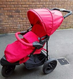 Mothercare Xtreme Pushchair
