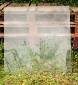 Greenhouse Glass Panes