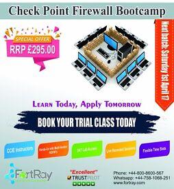 Next Gen Firewall Training : CheckPoint Firewall Bootcamp :