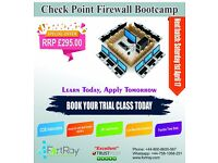 Next Gen Firewall Training : CheckPoint Firewall Bootcamp :
