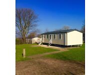 ☀️ Seton Sands Caravans to rent 6x pet friendly 2x decking, near Edinburgh ☀️☀️