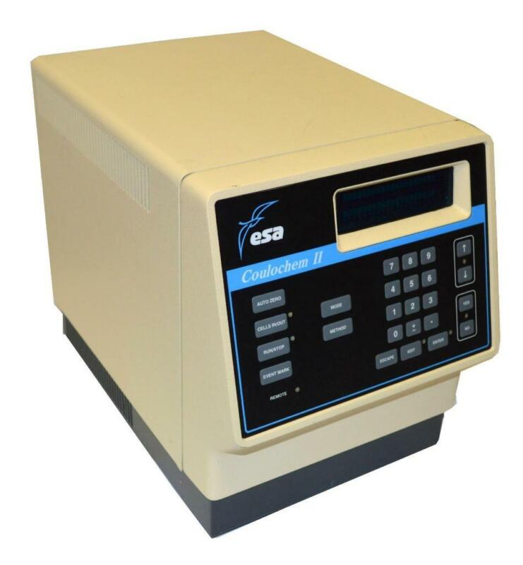 ESA Coulochem II Electrochemical Tester HPLC Detector