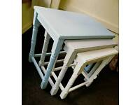 Shabby Chic Table Nest
