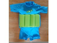 1 to 2 year old swimming costume