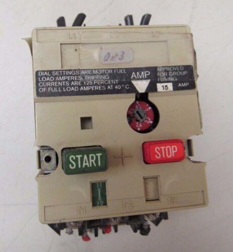 Klockner Moeller Motor Starter PKZM0-2,4-NA PKZM02,4NA