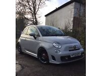 2009 59 Fiat Abarth 500 1.4T *RARE Campovolo Grey/FK Coilovers/Novitec/Interscope* MAY SWAP PX