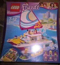 LEGO FRIENDS CATAMARAN 41317