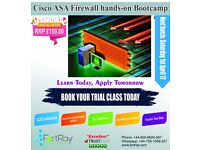 CCNA/CCNP/CCNA SECURITY/ASA FIREWALL: NEXT INTAKE 1st APRIL 2017