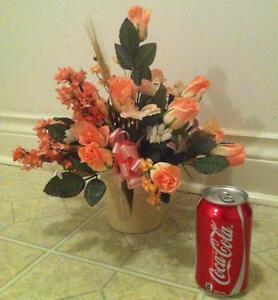 Floral arrangement - Silk flower arrangement - Centerpiece