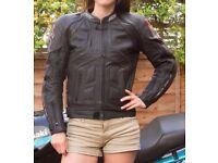 RST Performance Wear Leather Jacket