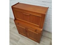 Vintage Writing Bureau (DELIVERY AVAILABLE FOR THIS ITEM OF FURNITURE)