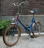 Vintage folding Markenrad Lo Grande Rekord bike Germany made