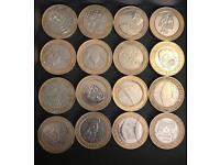 £2 Coins job lot