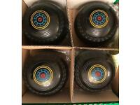 Drakes Pride Professional Bowls Size 1H Dated 2005