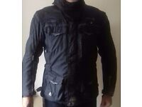 Merlin 4XL motorcycle jacket