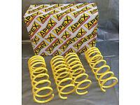 GENUINE APEX LOWERING SPRINGS TOYOTA MR2 MK3 ZZW30 ROADSTER MR-S BRAND NEW 30MM DROP