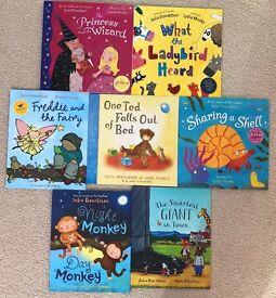 Selection of Julia Donaldson Books (7 Books)