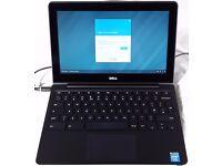 "Dell Chromebook 11 | 11.6"" | Intel Celeron | 4GB | 16GB SSD | Chrome OS"